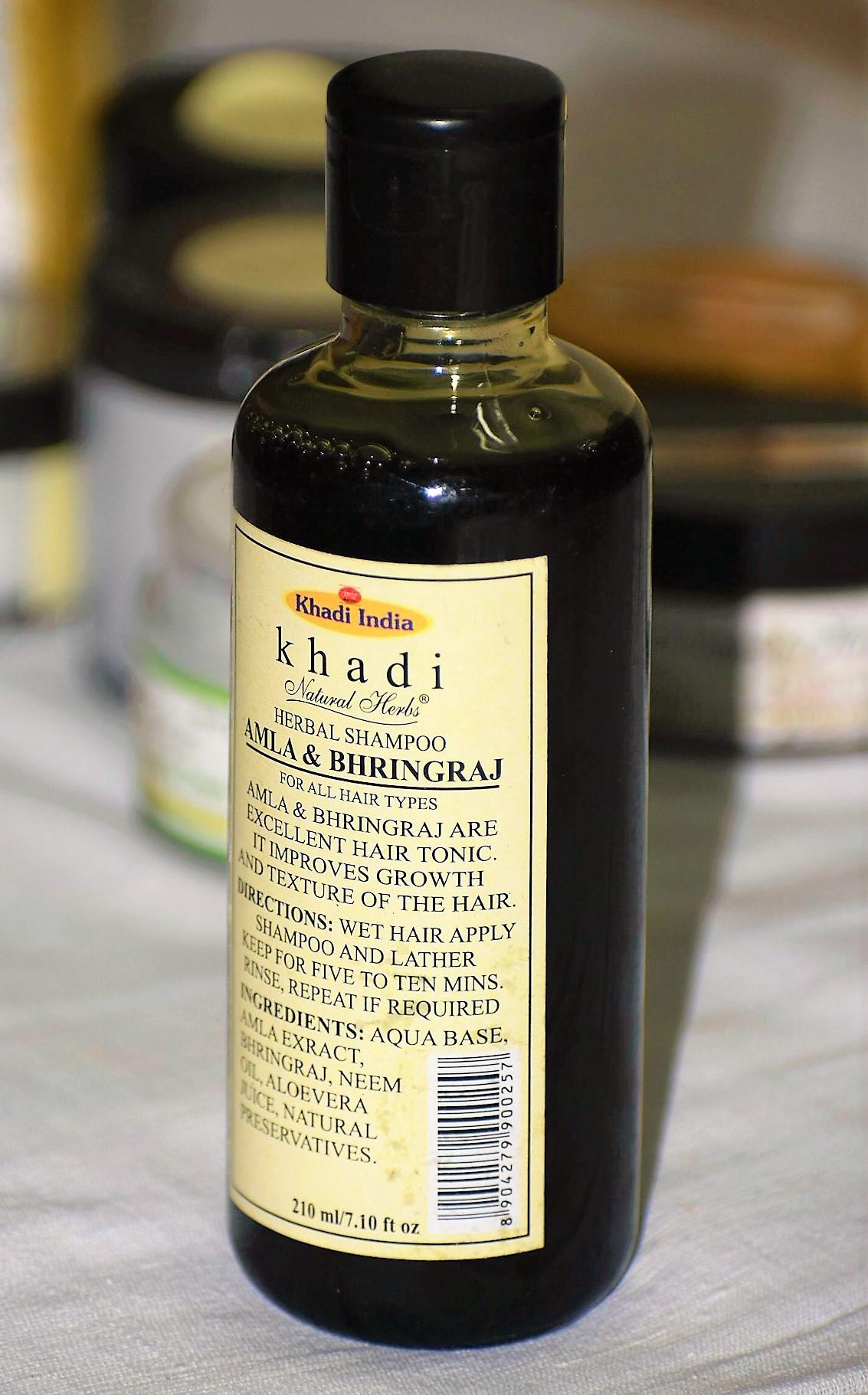 Herbal Shampoo (Amla & Bhringraj)